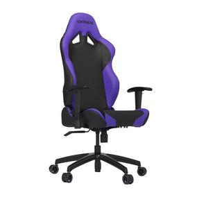 Cadeira Gamer Vertagear S-line Sl2000 Preto E Roxo