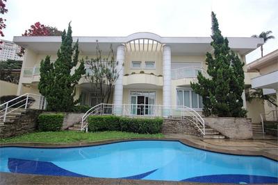 Casa No Pacaembu , Para Venda E Locaçao - 57-im10820