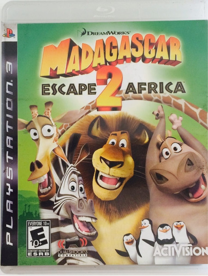 Madagascar 2 Ps3