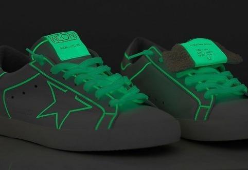 Tenis Sneaker Italiano 017 Neon Golden Ggdb