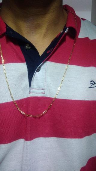 Cordão De Elos Ouro 18k Modelo Cartier