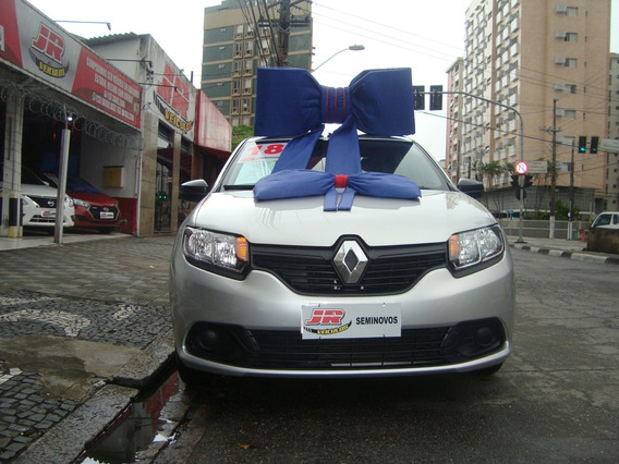 Renault Loagn Auth 1.0 Completo 2018.