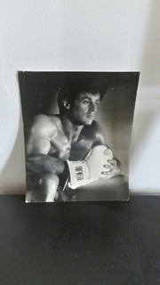 Rocky, Lutador Sylvester Stallone Foto Poster