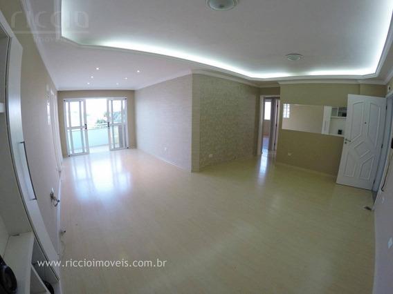Apartamento Com 3 Dormitórios À Venda, 120 M² Por R$ 395.000,00 - Jardim Satélite - São José Dos Campos/sp - Ap2143