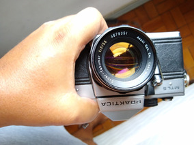 Câmera Fotografia Praktica Mtl5