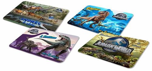 30 Manteles Jurassic Word Dinosaurios Envio Gratis