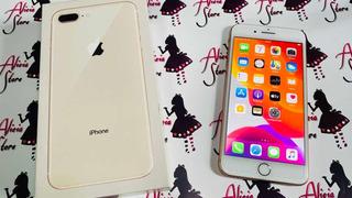 iPhone 8 Plus 64 Gb Rose Gold At&t + Regalos!!