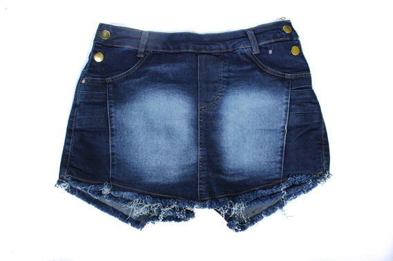 Short Jeans Plus Size A Pronta Entrega Imperdivel