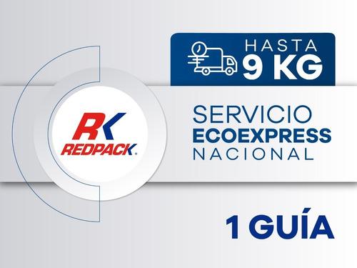 1 Guía Prepagada Ecoexpress Hasta 9 Kg