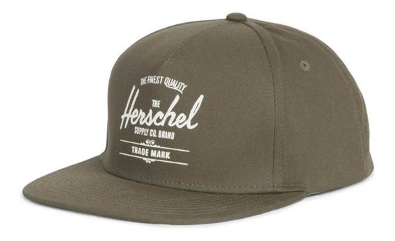 Gorra Herschel Whaler -1026-0707-os- Trip Store