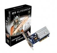 Tarjeta De Vídeo Geforce N6200a-256dz, Agp 8x De 256 Mb.