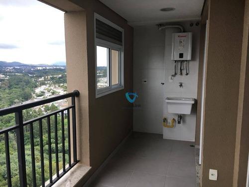 Imagem 1 de 6 de Studio Com 1 Dormitório Para Alugar, 46 M² Por R$ 2.000,00/mês - Alphaville - Barueri/sp - St0044