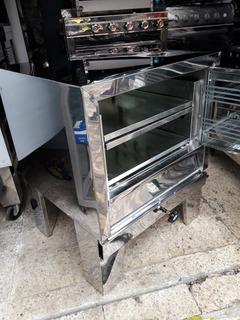Horno Semi Industrial 2 Latas Y 3 Latas Acero, Fabricamos