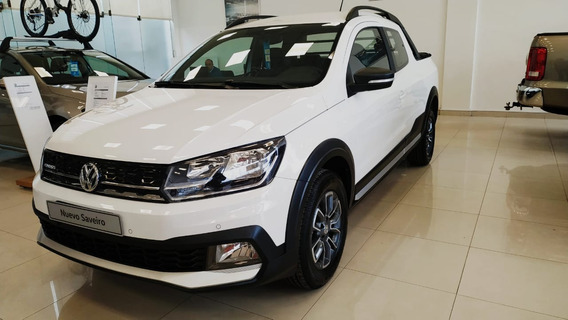 Volkswagen Saveiro Cabina Doble Highline Cross 1