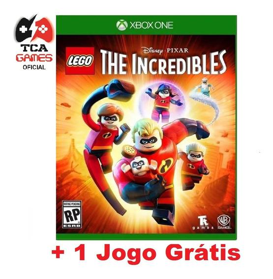 Lego Os Incríveis - Xbox One - Mídia Digital