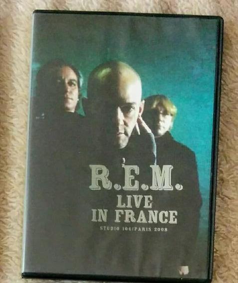 Rem - Live In France - Studio 104 / Paris 2008 - Original