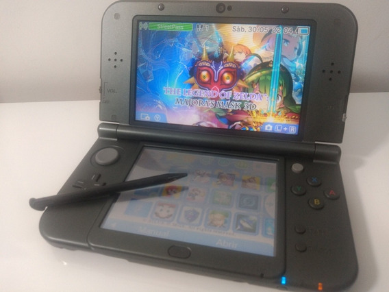 New Nintendo 3ds Xl Desbloqueado