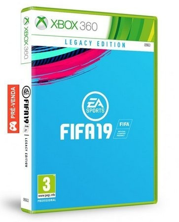 Fifa 19 Xbox 360 Pré Venda