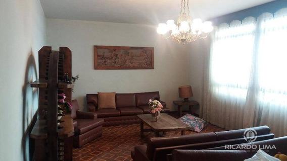 Casa Com 4 Dormitórios À Venda, 256 M² Por R$ 540.000,00 - Centro - Piracicaba/sp - Ca0657