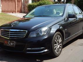 Mercedes Benz C200 Blueefficiency