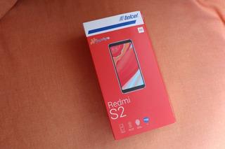 Xiaomi Redmi S2 Smarthphone 3 Gb Ram 32 Gb Memoria Interna.