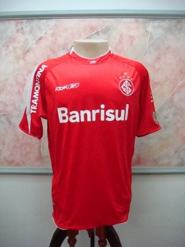 Camisa Futebol Internacional P. Alegre (ano 2006) Jogo 2384