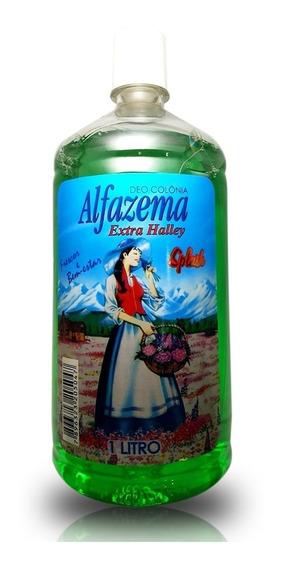 Perfume Alfazema Deo Colonia Halley Splash 1 Litro Original
