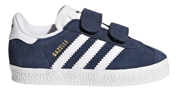 Zapatillas adidas Originals Moda Gazelle Cf I Bebe Azm/bl