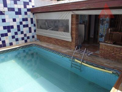 Casa Residencial À Venda, São Manoel, Americana. - Ca1932