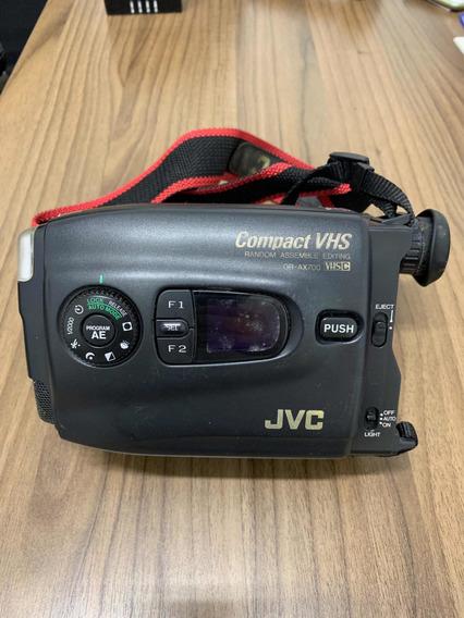 Camera Filmadora Jvc Gr Ax700u