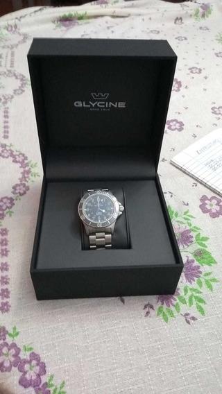 Relógio Glycine Combat Automático.