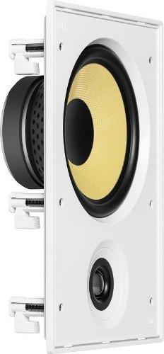 Jbl Ci8r Par Caixa Acústica Embutir Gesso Klevar Retangular