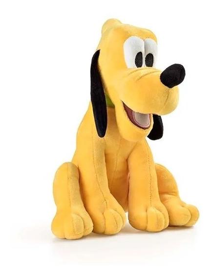 Pelúcia Pluto 33 Cm Disney Multikids