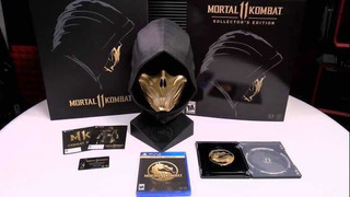 Mortal Kombat 11 Kolectors Edition Ps4