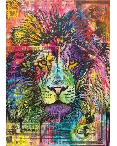 Rompecabezas 2000 Piezas Heye Lion's Heart 29894