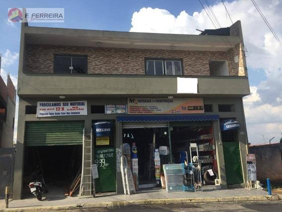 Sobrado Com 5 Dormitórios À Venda, 495 M² Por R$ 800.000 - Chácara Santa Maria - Itapecerica Da Serra/sp - So0134