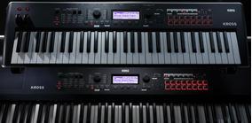 Teclado Sintetizador Korg Kross2 Nuevo De Paqete Garantizado