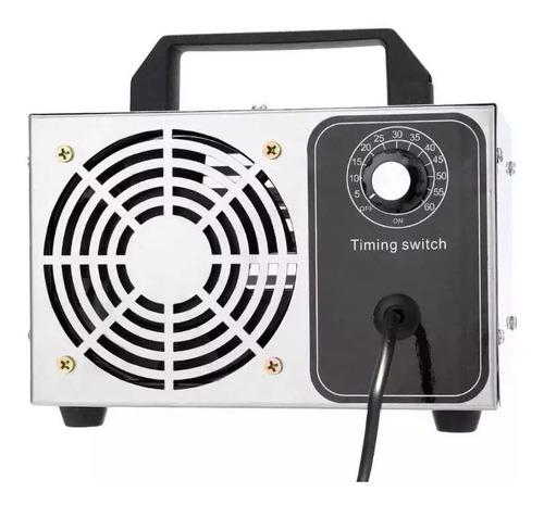 Purificador De Aire Máquina De Ozono Generador De Ozono