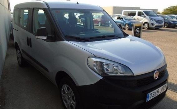 Fiat Doblo Familiar 1.4 7 O 5 Asientos 0km Anticipo$86.000 L