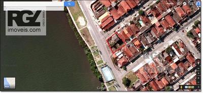 Terreno Comercial Para Locação, Cidade Naútica, São Vicente. - Te0034