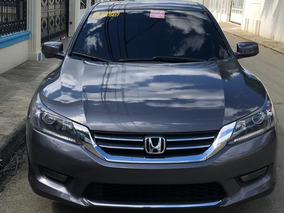 Honda Accord 2014 Ex Americano Con Camaras