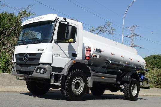 Camion Mercedes Benz Atego
