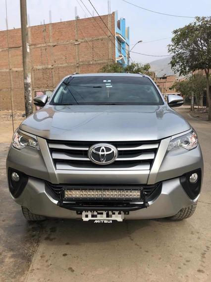 Toyota Fortuner 4x4 4x4