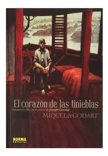 El Corazón De Las Tinieblas - Ed. Norma - Joseph Conrad