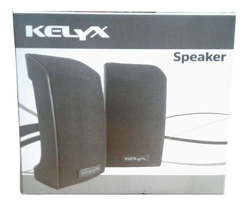 Parlantes Multimedia Usb - Kelyx / Performance