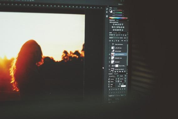 Tratamento/edição De Fotos E Imagens (photoshop/lightroom)