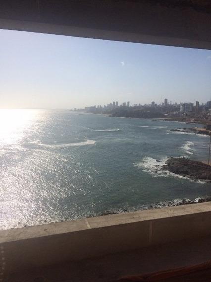 La Vista Morro Do Conselho Para Venda Rio Vermelho, Salvador 4 Suites, 603 M² - Cb00131 - 32292135