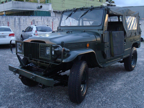 Toyota Militar Jipe Longo Xingu 99,maverick,f100,f75,pick-up