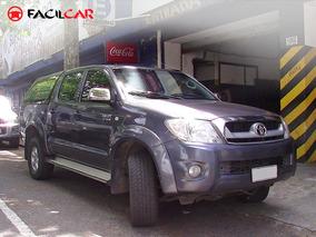 Toyota Hilux Doble Cabina 2012 U/dueño Excelente Estado!!