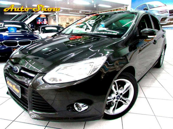 Ford Focus 2.0 Se Plus 16v Flex 4p